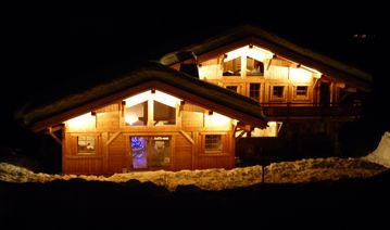 CHALET Luxury slopes with Sauna - Unique 5 ears of Savoy