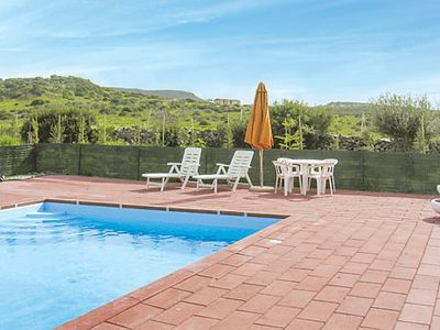 Photo for Rustic 2 bedroom villa, large pool, countryside views, ideal for families
