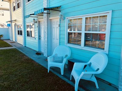Photo for SWEET MAGNOLIA CONDO-1 B-1 B SOUTHEND TYBEE ISLAND!  BOOK TODAY!
