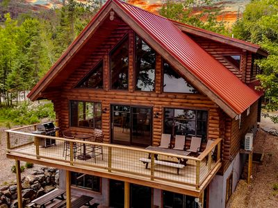 Brand New in 2018! Family Reunion Cabin on Lake Vermilion