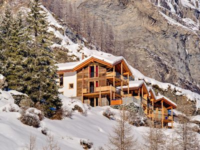 Photo for Amazing 3 -Storey Chalet with Spectacular View