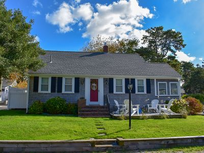 Photo for Updated three bedroom home-Only 3/10's of a mile to Sea Street Beach