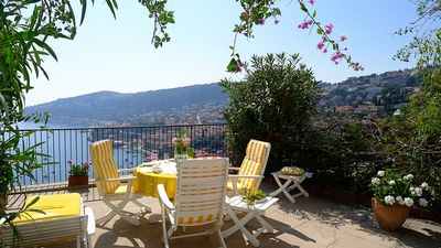 Photo for LEOPOLD II VILLA VI2076 by RIVIERA HOLIDAY HOMES - Villa for 5 people in Villefranche-sur-Mer