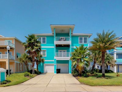 Photo for NEW LISTING! Luxury beach house w/sound and ocean views & shared pool access!