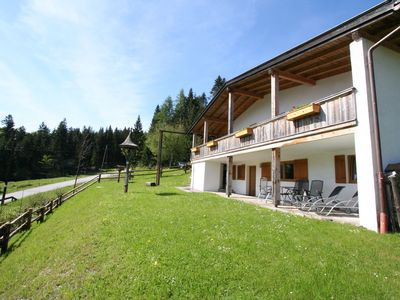 Photo for Fantastic detached chalet in the middle of nature with lots of privacy!