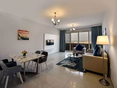 Photo for This 2 bedroom offers glamorous views of the Al Riffa waterfornt