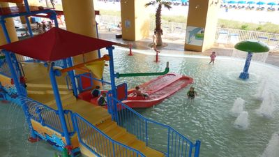 Kid's Covered Water Park