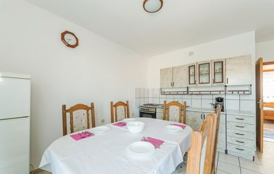 Photo for Apartment 594 m from the center of Pag with Internet, Air conditioning, Parking, Terrace (636170)
