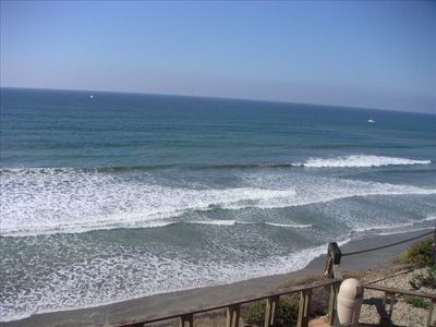 Photo for Solana Beach - 3BR Condo Steps from the Beach - easy walk to Del Mar race track
