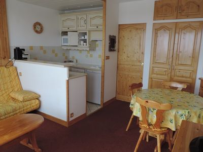 Photo for Tignes Rental Lake - renovated studio - 29 m2 - 4 people