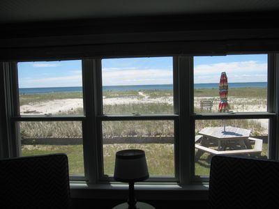 Photo for Sweet beachfront house with amazing views!