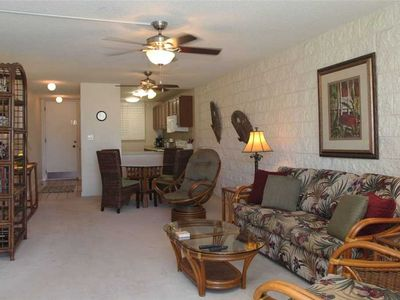 Photo for KAN316 - Maui Oceanview Condo in Quiet Beachfront Resort—Great Views & Value 2 BR/2 BA