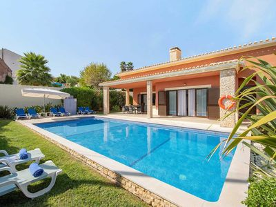 Photo for 4 bedroom Villa, sleeps 8 in Messines de Baixo with Pool, Air Con and WiFi