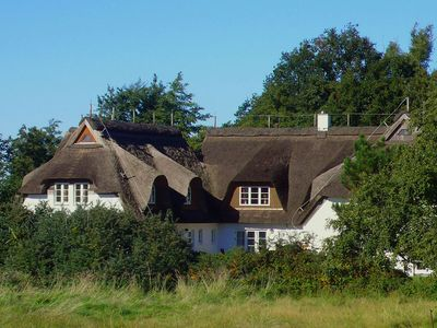 Photo for Living under thatch on 2 levels, Vitte / Hiddensee