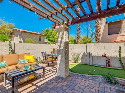 Photo for Golf Community Townhouse with Amenities Galore! 30 Night Minimum Stay!