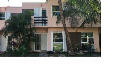 Photo for A spacious 3 bed 2 bath house with opposite the swimmingpool. A/c in every room