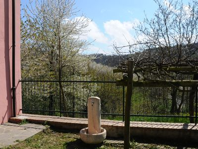 Photo for CASA ROSA - in the open countryside, sunny and cool area
