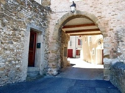 Photo for 1BR Apartment Vacation Rental in Sablet, Provence-Alpes-Côte-D'Azur