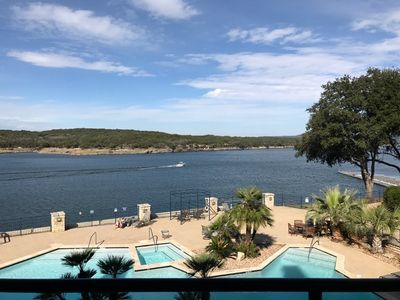 Photo for UNIT 1224 2 Bed 2 Bath on Lake Travis with Lake View
