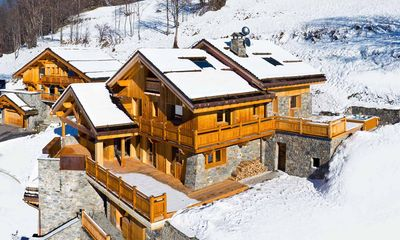 Photo for Chalet KALLISTE 8/12 people MERIBEL Comfortable services