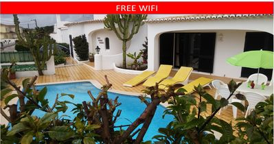 Photo for A large holiday villa with swimming pool in Carvoeiro, Algarve