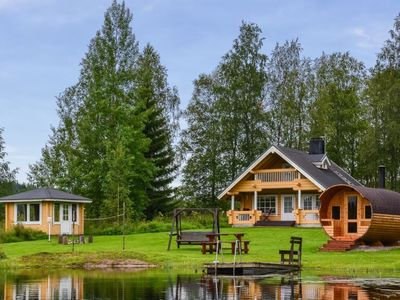 Photo for Vacation home Kissaniemi in Iisalmi - 6 persons, 1 bedrooms