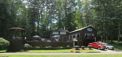Photo for Spacious home on pristine Pine Creek!  Great for family get togethers!