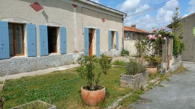 Photo for Small village in the vineyards, close to the Gironde estuary