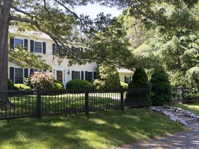 Photo for Classic 4BR Colonial Home- 4/10 Mile to Ellis Beach