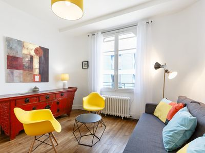 Photo for 1BR Apartment Vacation Rental in Rennes