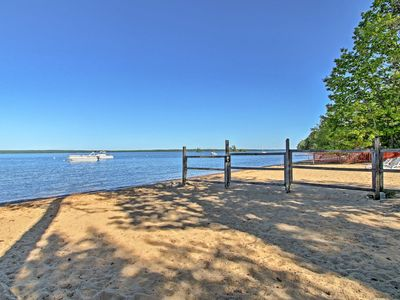 Photo for Standish Apartment w/Deck - 2 Mi to Sebago Lake!