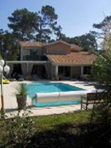 Photo for luxury villa near the golf of Arcachon