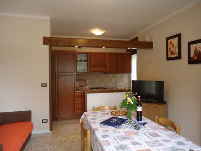 Photo for VillaTiziana Type T2 - SEASIDE - up to 3 persons - Pool - Terrace - Garden
