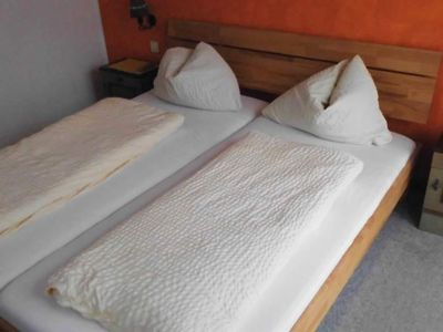 Photo for Double room with shower, WC - Pension Seiwald
