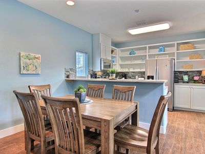 Photo for Abalone Cottage: Breezy 3 Bed, 2.5 Bath townhome w/Pool, Close to Beach, Pets