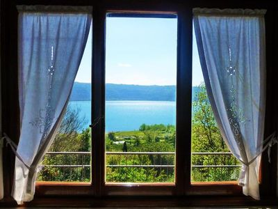 Photo for Holiday apartment Castel Gandolfo for 2 - 6 persons with 2 bedrooms - Holiday apartment in one or mu