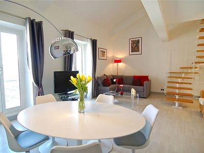 Photo for Duplex on the top floor in the heart of Nice