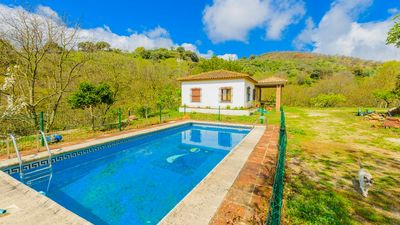 Photo for Countryside villa on the outskirts of the town of Igualeja