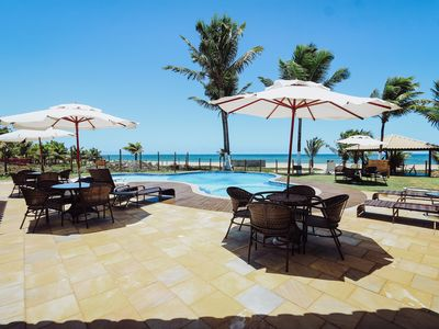 Photo for ITACIMIRIM SANDS - HOUSE OF 2 SUITES - BEACH FRONT - HOUSE 103