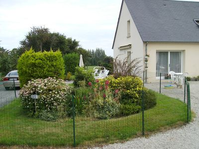 Photo for Hudimesnil is 10 km from Granville (Manche-South)
