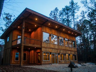 Photo for Upper Lake Keowee Waterfront!  Covered Dock/Jetports.  Mountain Serenity.