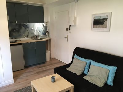 Photo for 1BR Apartment Vacation Rental in Biarritz, Nouvelle-Aquitaine