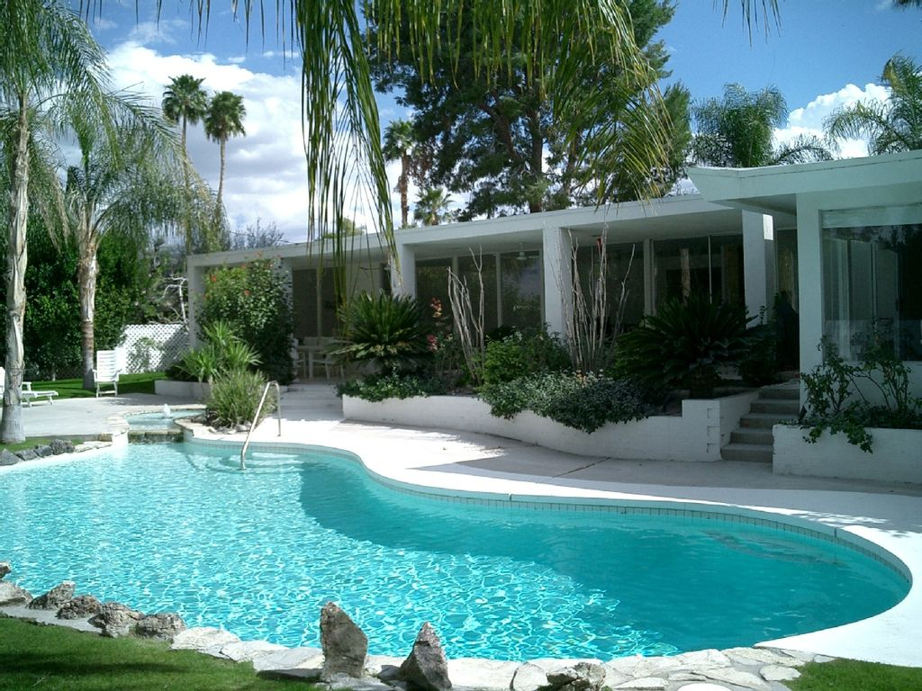spectacular luxury 3000 square ft house homeaway palm desert