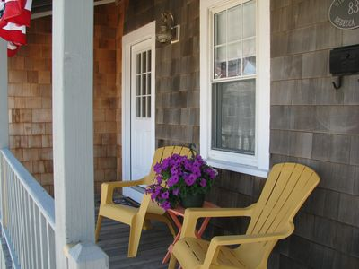 Photo for Charming Oceanfront Beach Cottage