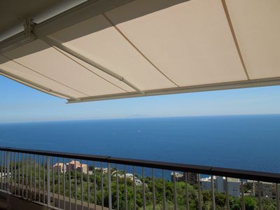 Photo for BEAUTIFUL APARTMENT 300 ms from the SEA. PANORAMIC VIEW SEA AND MOUNTAIN