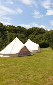 Photo for Beautiful Rural location Glamping and Camping 1 hour London  sleeps 8 - 100