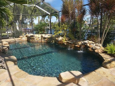 Photo for Beautiful Upscale Retreat in SW Cape Coral near Cape Harbour!