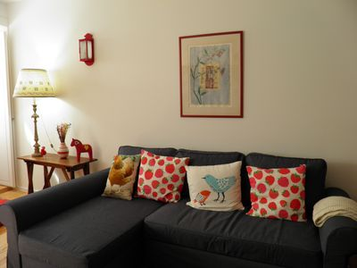 Photo for Best Location Charming Apartment Chiado / Bica