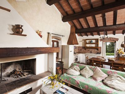 Photo for Farm Holidays in Val D'Orcia - Provence
