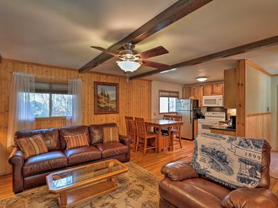 Photo for 'Reed Cabin' w/ Deck - 3 Miles to Ski Cloudcroft!